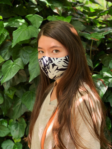 Palm Reversible Stretch Face Mask