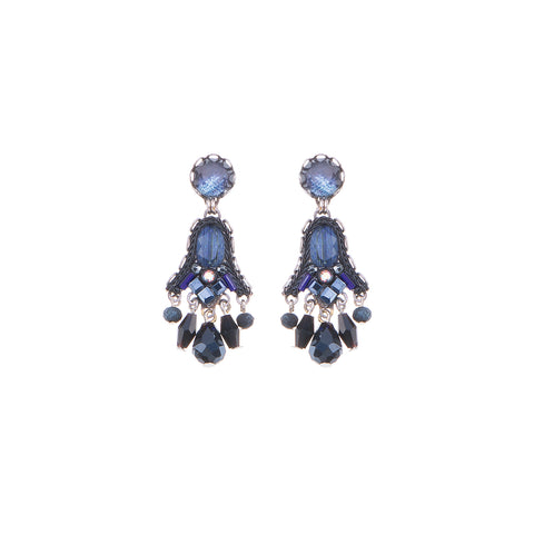 Midnight Shimmer Earrings
