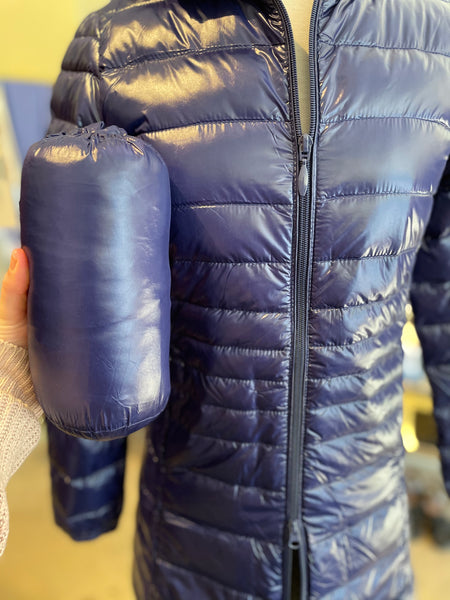 Down Puffer Jacket - Packable!