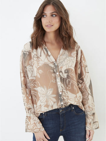 Heavenly Floral Blouse