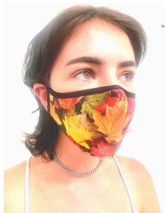 Leaves Mask