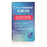 Cleanmarine Krill Oil