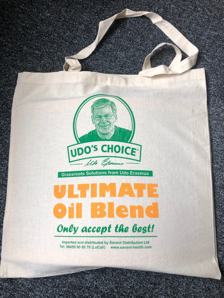 Free Udo's Choice Retro Tote bag! (1 per order)