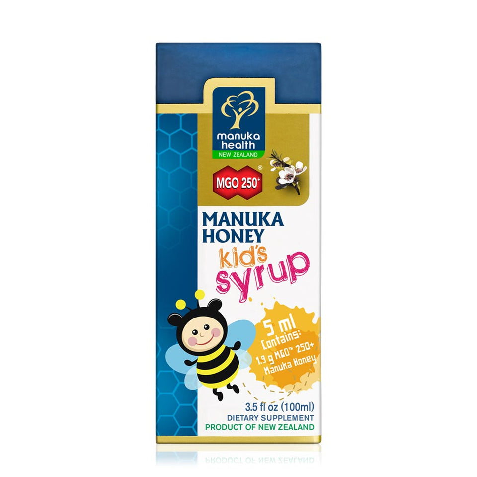 Manuka Health MGO 400+ Manuka Honey Kids Syrup