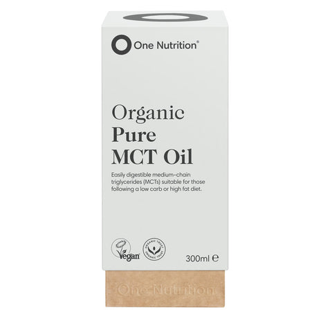 One Nutrition MCT Oil