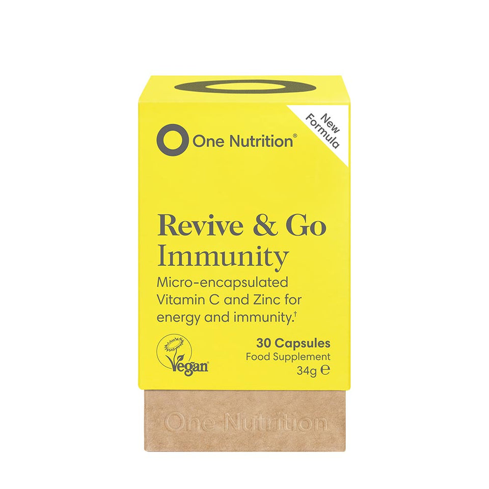 One Nutrition Revive & Go Immunity