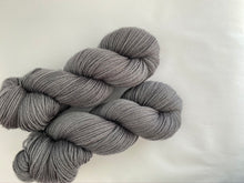Load image into Gallery viewer, Sustainable Merino fingering- 'All grey' colourway
