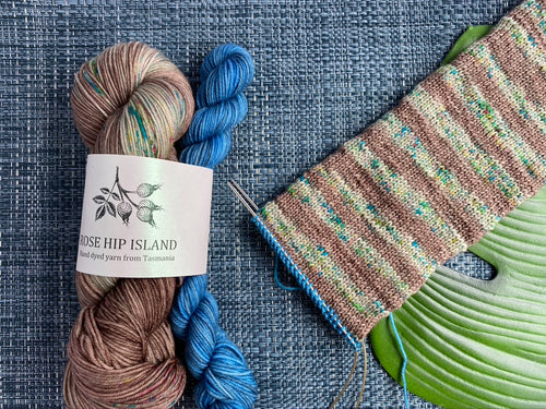 Sock set Delicious sock 'Runaway Peter' colourway
