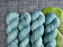 Load image into Gallery viewer, Delicious sock yarn 'Waters edge' colourway