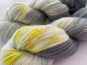 Dandy sock- 'Mountain top' colourway