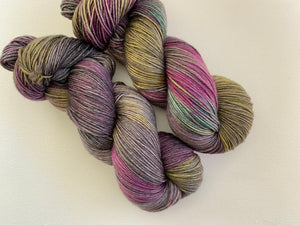 Delicious sock 'Special blend' colourway