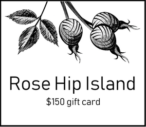 Rose Hip Island Gift card