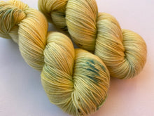 Load image into Gallery viewer, Delicious sock 'Daffodil' colourway Spring flower collection