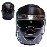 Clear Caged Head Guard
