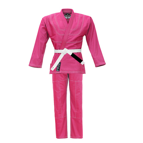Ultra Light Female Colored BJJ Gi - Brazilian Jiujitsu