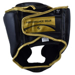 Elite Blackout Head Guard - PFGSports