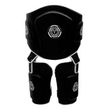 Belly & Thigh Pad Combo Boxing MMA Muay Thai Training Protection Equipment