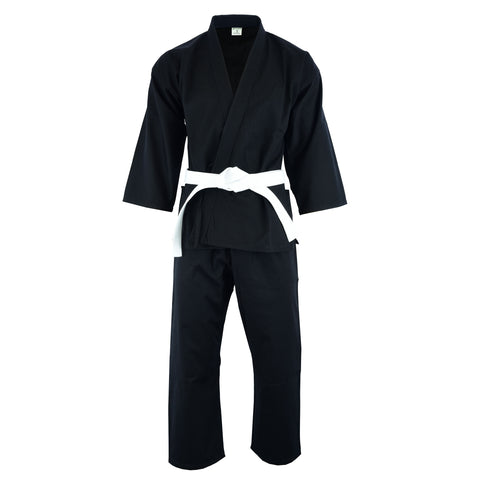 Elite Middle Weight Karate Uniform (Belt Included)
