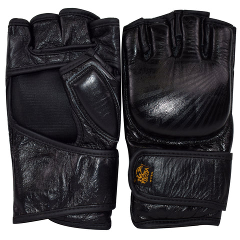 MMA Striking Gloves Genuine Leather