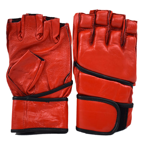 MMA Harbinger Gloves Genuine Leather