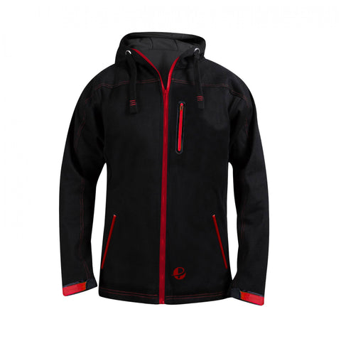 BJJ Jacket Black Red