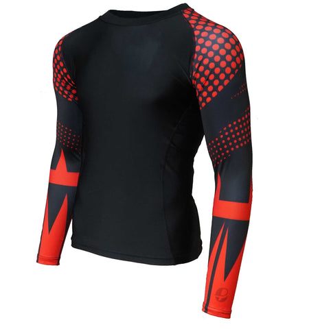 Vorester Long Sleeve Rashguard - PFGSports