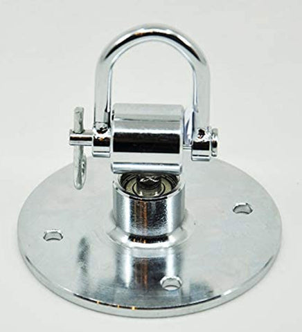 Pro Speed Bag Swivel - Stainless Steel Ball Bearing Triple Chrome Plated Includes Mounting Screws