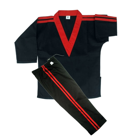 Martial Arts Karate Team Uniforms Gi - Open & V-Neck