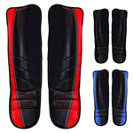 Shin Instep Leather - Boxing MMA Muay Thai Protection Equipment