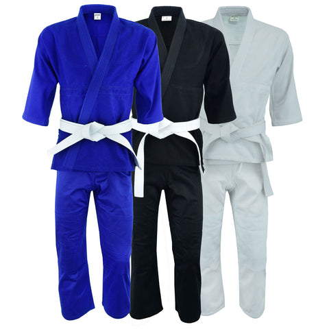 JUDO SINGLE WEAVE UNIFORMS