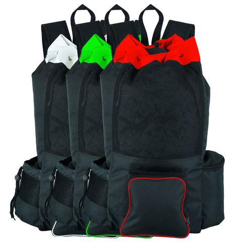 PFG ventilated mesh back pack