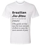 The Gentile Art Jiu Jitsu T-Shirt - PFGSports