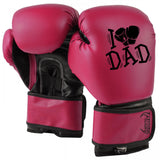 I Boxing Dad - Kids Boxing Gloves