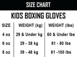 Kids Classic Boxing Gloves