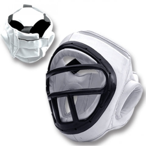 Caged Head Guard - PFGSports