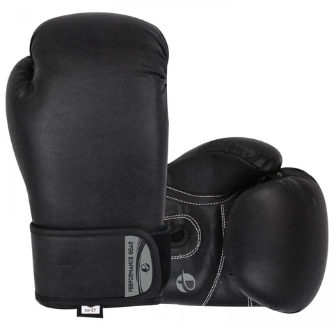 Midnight Boxing Gloves - PFGSports