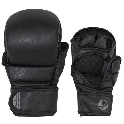 Midnight MMA Sparring Gloves - PFGSports
