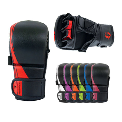 Essential Sparring Gloves - MMA Boxing Muay Thai Training Bag Work