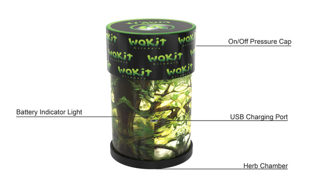Wholesale Wakit - Electric Herb Grinder