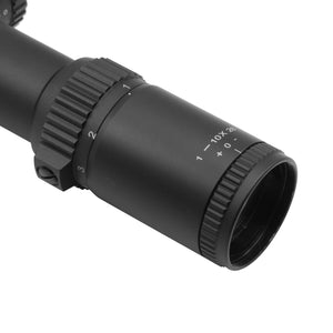 CCOP USA 1-10x26 Tactical SFP Rifle Scope