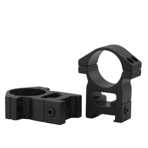 CCOP USA 30mm Picatinny-Style Hunting Scope Rings Matte (4 Screws)