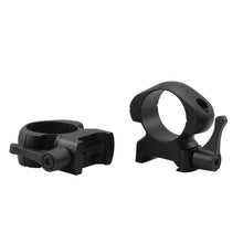 Load image into Gallery viewer, CCOP USA 1 Inch Quick-Detachable Picatinny-Style Rings Matte (2 Screws)