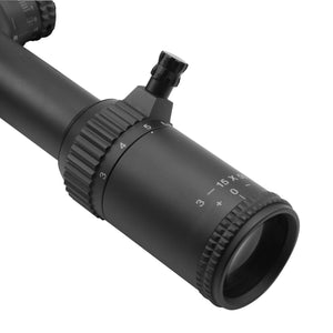 CCOP USA 3-15x50 Tactical FFP Rifle Scope