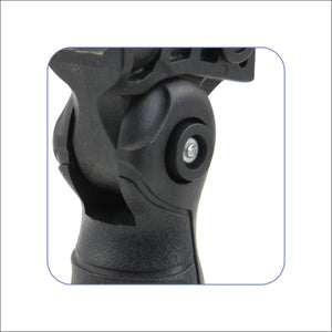 Ergonomic Vertical Tactical Foregrip with Storage (5 Position)