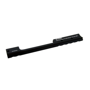 CCOP USA Aluminum Picatinny Rail Scope Base for Winchester 70 PRE 64 (Rear hole spc .435)