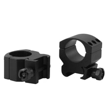 Load image into Gallery viewer, CCOP USA 1 Inch Picatinny-Style Heavy Duty Tactical Scope Rings Matte (6 Screws)