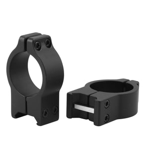 CCOP USA 30mm Picatinny-Style Top Clamp Scope Rings Matte (2 Screws)