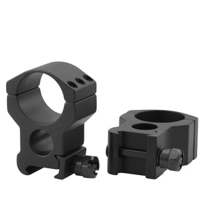 CCOP USA 30mm Picatinny-Style Heavy Duty Tactical Scope Rings Matte (6 Screws)