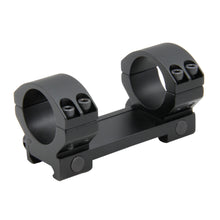 Load image into Gallery viewer, CCOP USA ArmourTac 30mm Low Profile Picatinny Scope Mount (Curved Cap)