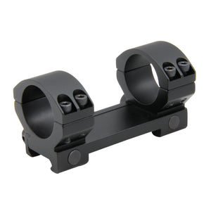 CCOP USA ArmourTac 30mm Low Profile Picatinny Scope Mount (Curved Cap)